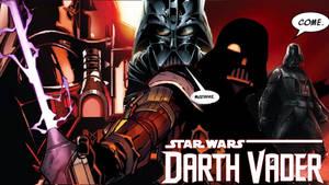 Darth Vader- Mustafar Come