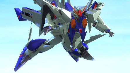 [SFM] Xi Gundam Descend