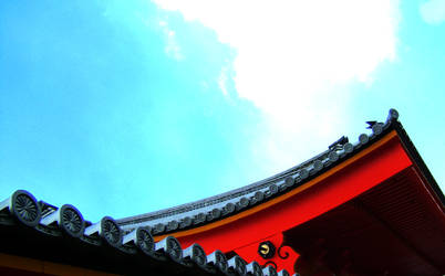 Kyoto Imperial Palace by ShadowsBlood