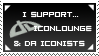 iConLounge Stamp by iconlounge
