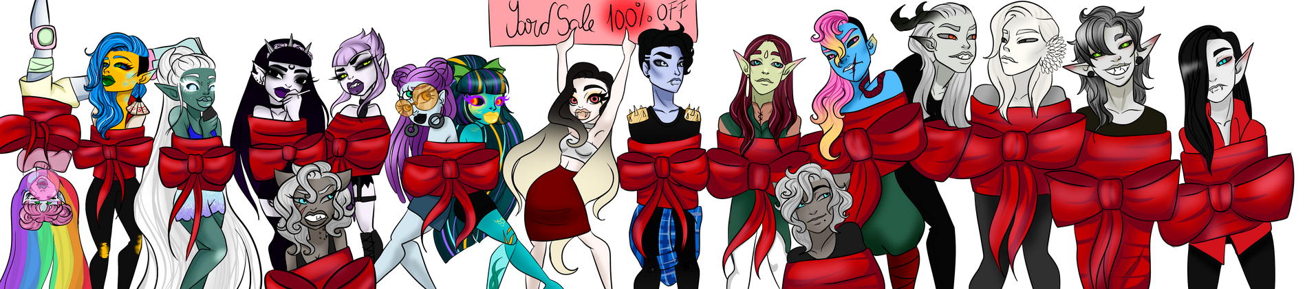 Yard Sale 100% OFF by egoetrexmeus