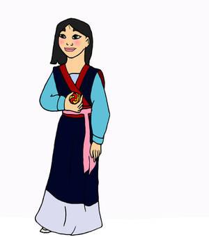 Mulan- attempt 1
