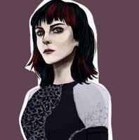 Johanna Mason by sibandit