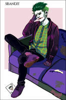 The Joker by sibandit