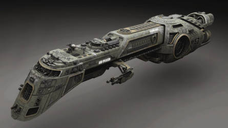 Perun Destroyer by ChrisKuhn