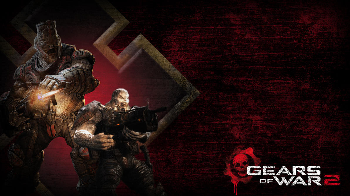 Gears of War 2 by ZapTeaM
