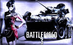 Wallpaper Battlefield 3 #OOOO2