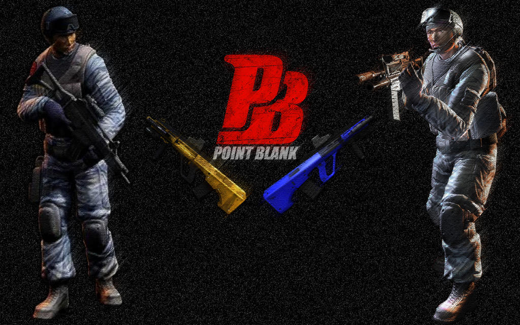 Wallpaper PointBlank #OOOO6 by TheDamDamBW12