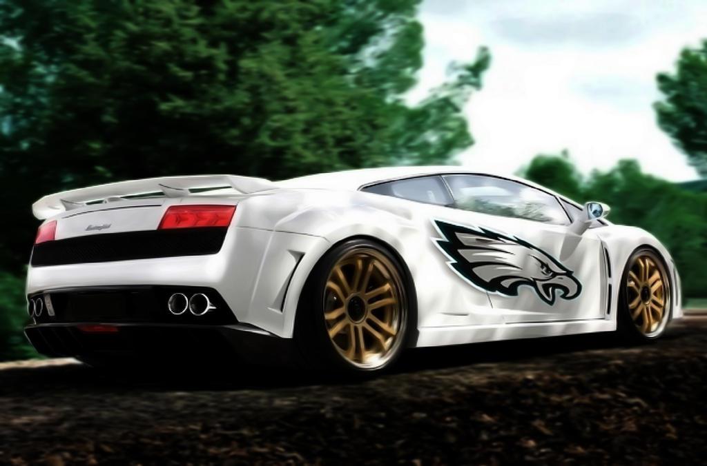 Wallpaper - Lamborghini Gallardo IMSA by TheDamDamBW12