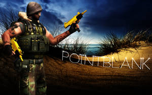 PointBlank Wallpaper - Bull Lock by TheDamDamBW12