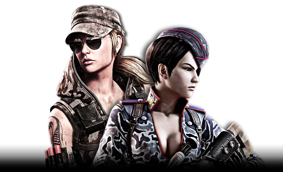 Point Blank Render - Viper And Hide by TheDamDamBW12