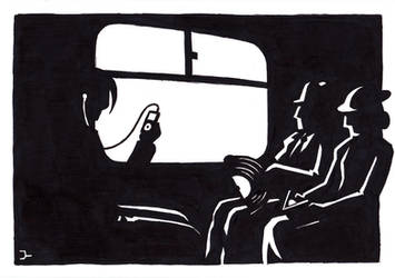 The Listeners are Commuting by zJoriz