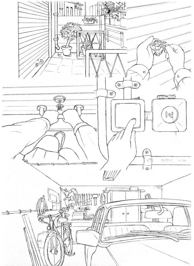 Case:Modded - Garage Door by zJoriz