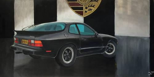 2017: Le Porsche by zJoriz