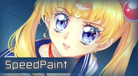 Sailormoonredraw Youtube speed paint