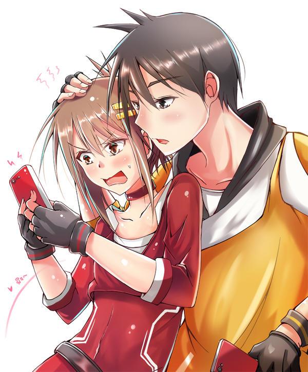 Couple by Nakatokung