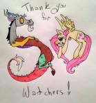 50 WATCHERS!! by ameliacostanza