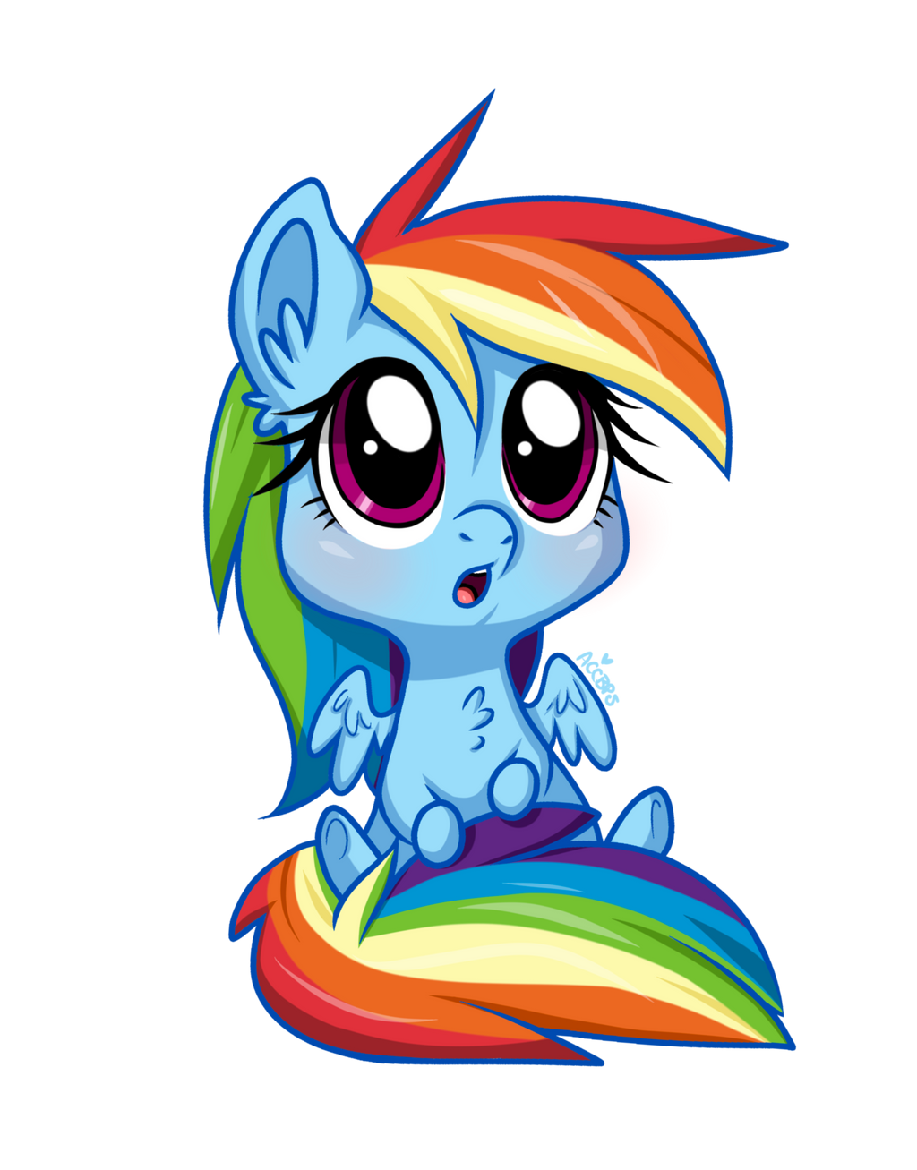 Sweet Rainbow Dash - MLP