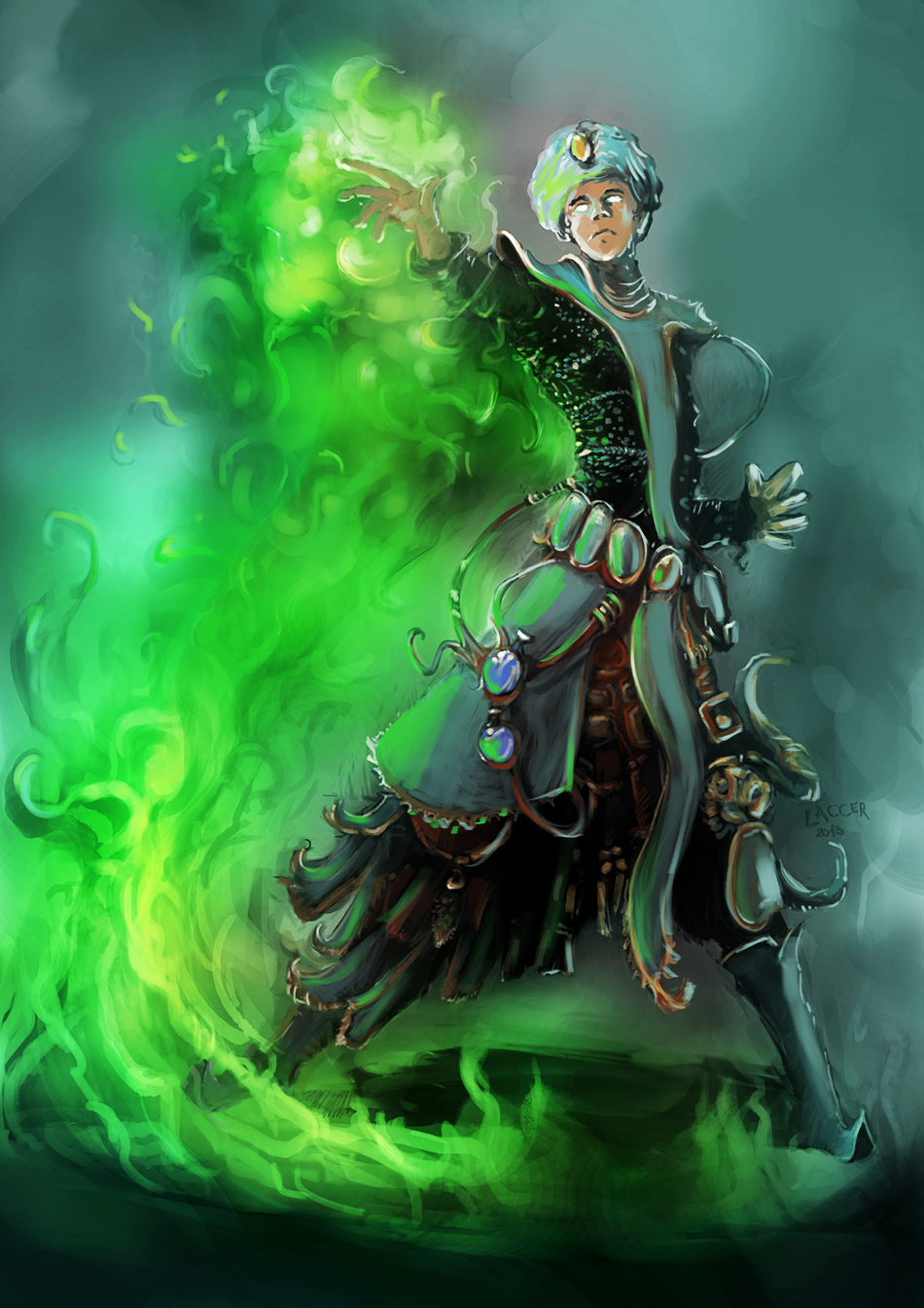 Green Mage paizo.com - For...