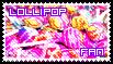 Lollipop Fan Stamp by klll100