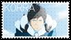 Korra Stamp by klll100