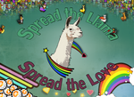 Spread the Llama by PsychotropicCherries