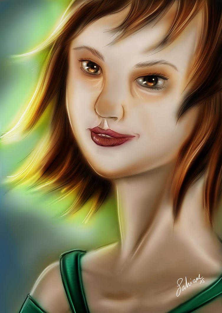 Alia2 by Athena11310