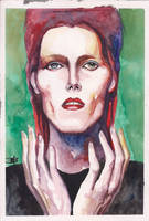 Bowie by auroraustralis80