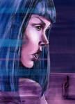 Blade Runner conceptart