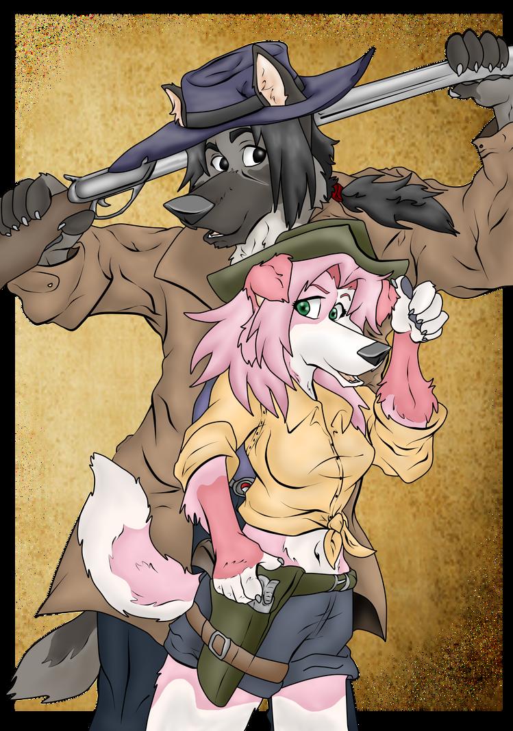 Howdy! by Natsuko-Kuonji24