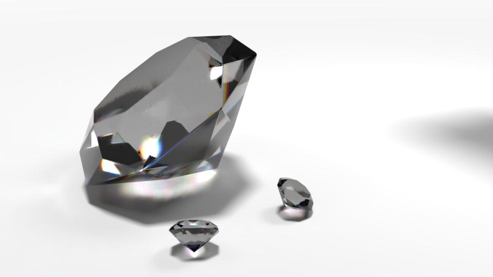 Diamond by LeonardV1