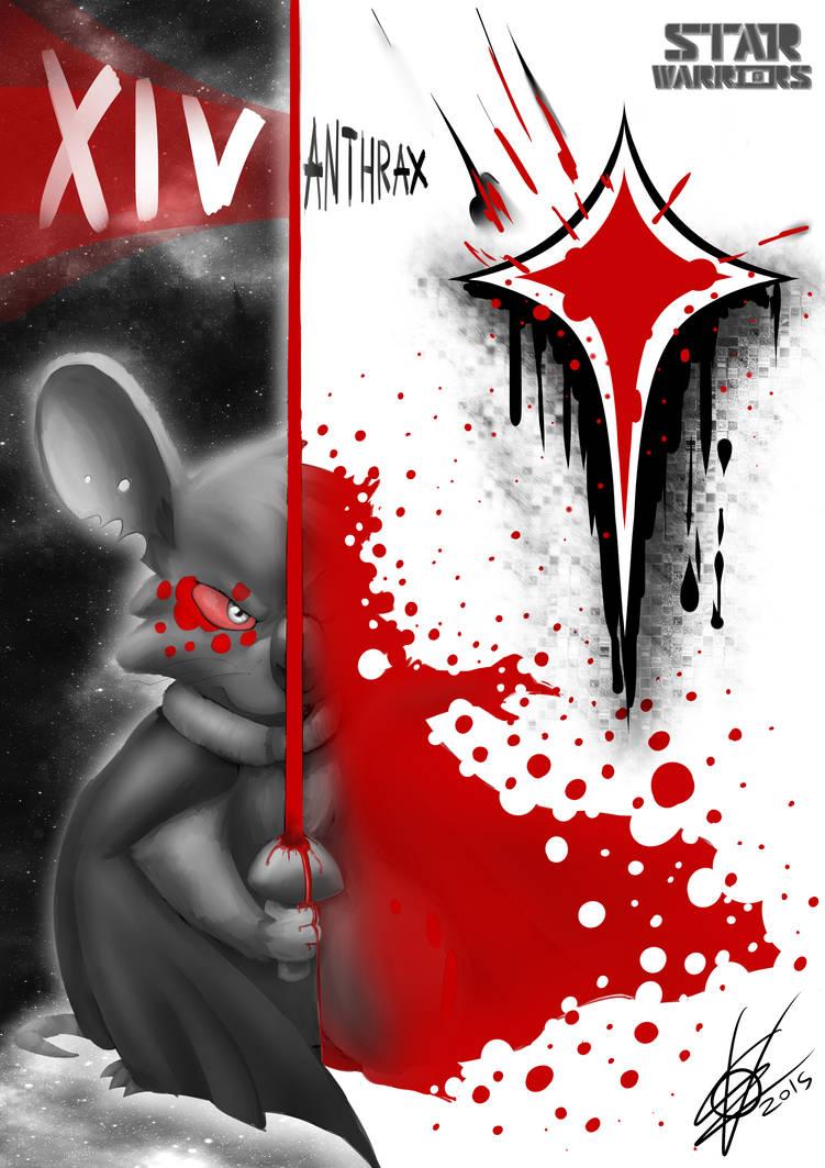 Anthrax Print