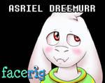Asriel FaceRig