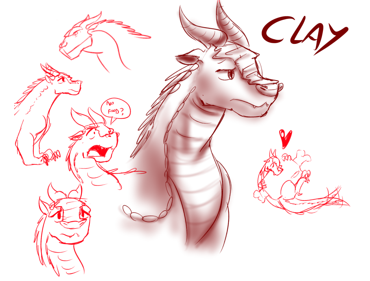 sketches clay wof by starwarriors on deviantart