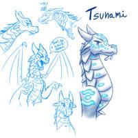 Sketches - Tsunami (WoF)