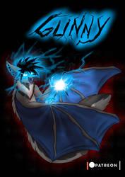 Dark matter OC - Gunny by StarWarriors