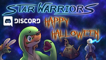 Star Warriors Halloween 2019!