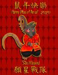 Happy Year of the Rat 2020!