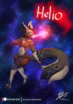 Star warrior OC - Helio