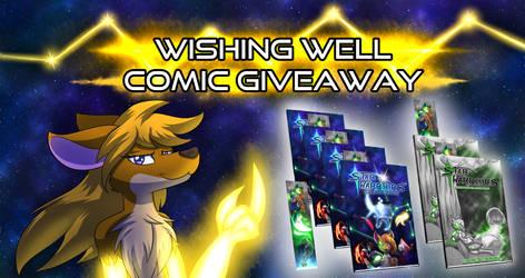 Star Warriors Comicbook Giveaway!