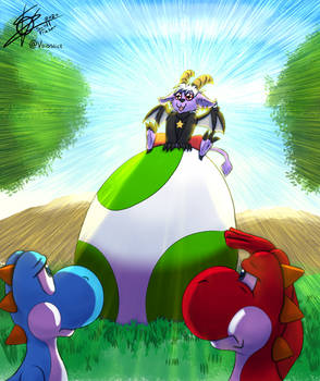 Buwaro is my favourite Yoshi