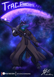 Star Warrior OC - Trace