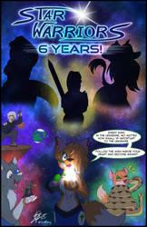 Star Warriors 6th Anniversary!