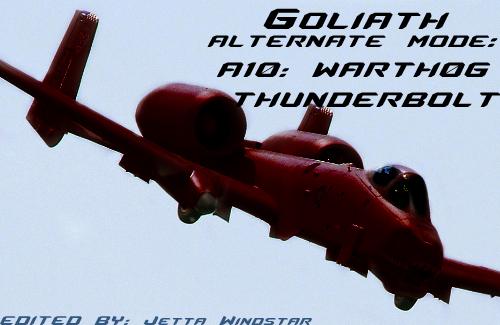 Goliath's Alternate Mode by Jetta-Windstar