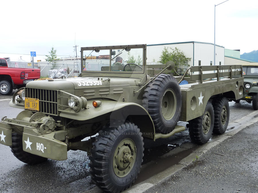 Military Vehicle by Jetta-Windstar