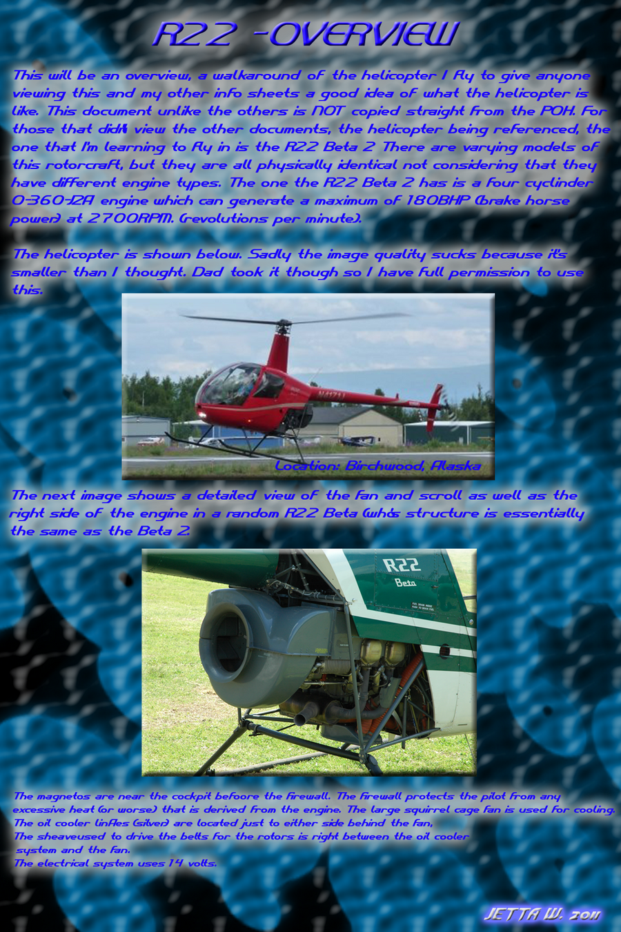 R22 Overview by Jetta-Windstar