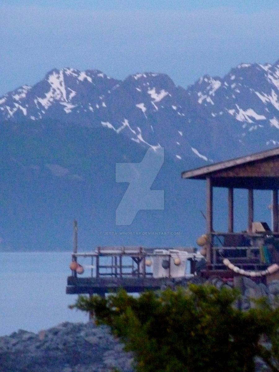 Typical Alaskan Evening by Jetta-Windstar
