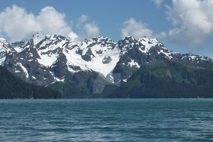 A Good Alaskan Day by Jetta-Windstar