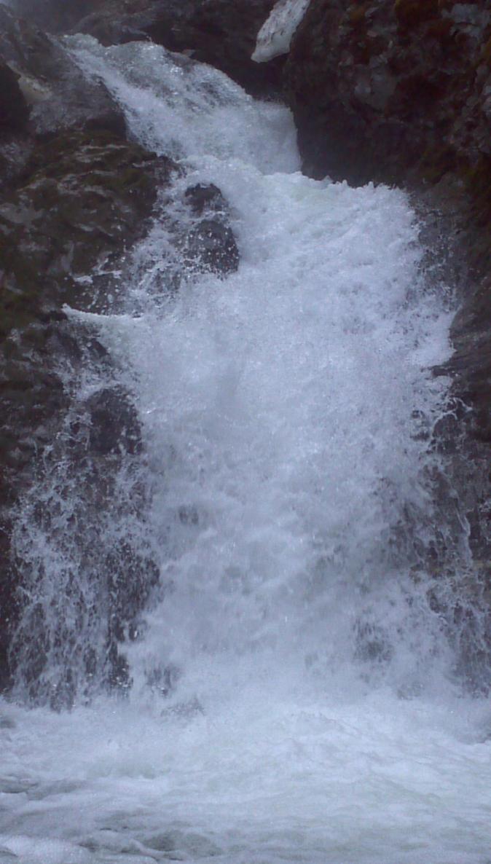 Thunderbird Falls - Closeup by Jetta-Windstar