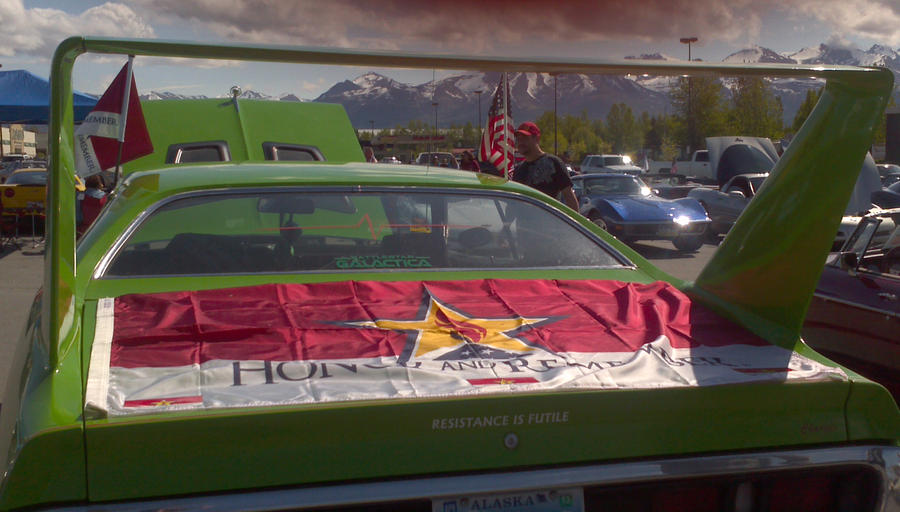 Dodge Charger decorated by Jetta-Windstar